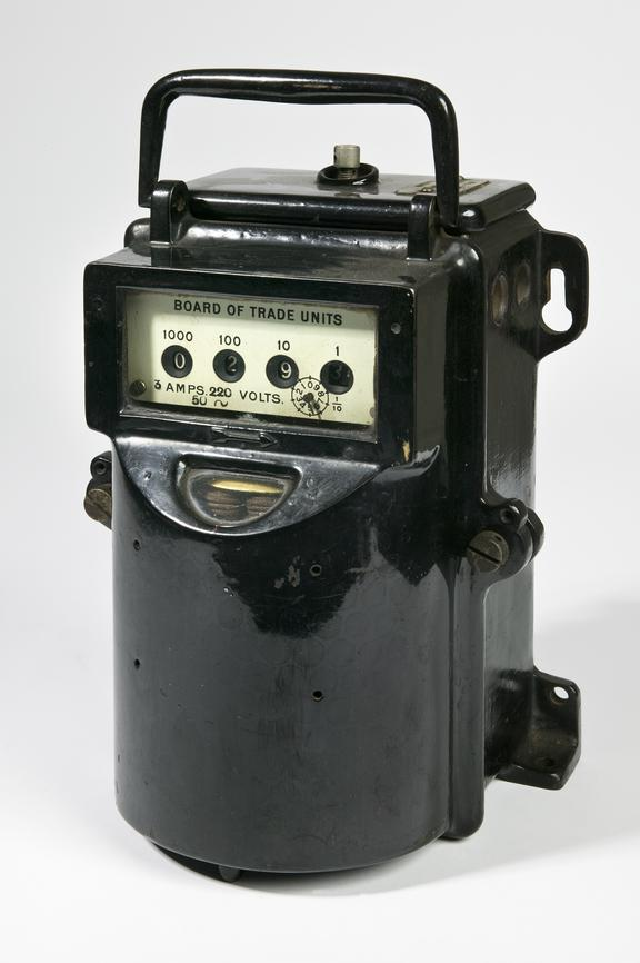 Ferranti, electric meter | Science Museum Group Collection