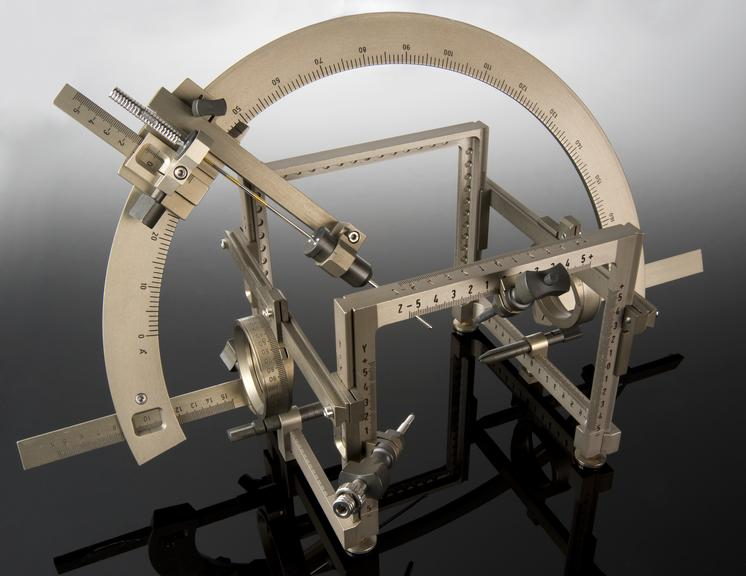 Frame for Leksell Stereotactic System, Sweden, 1992-1999 | Science ...