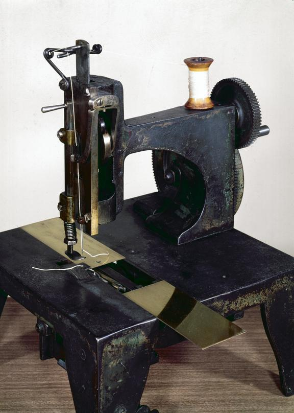 Example Of Original Pattern Singer Sewing Machine Of 40 Made C Delectable Original Sewing Machine
