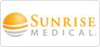 Sunrise logo Scootmobiel