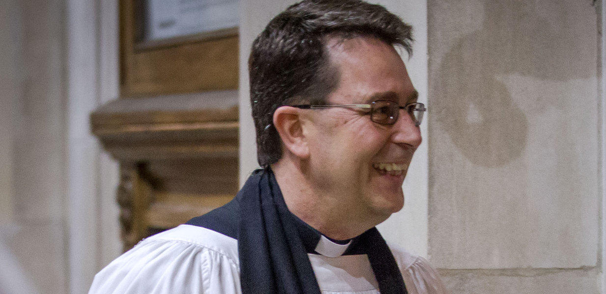 Revd Jonathan Evens
