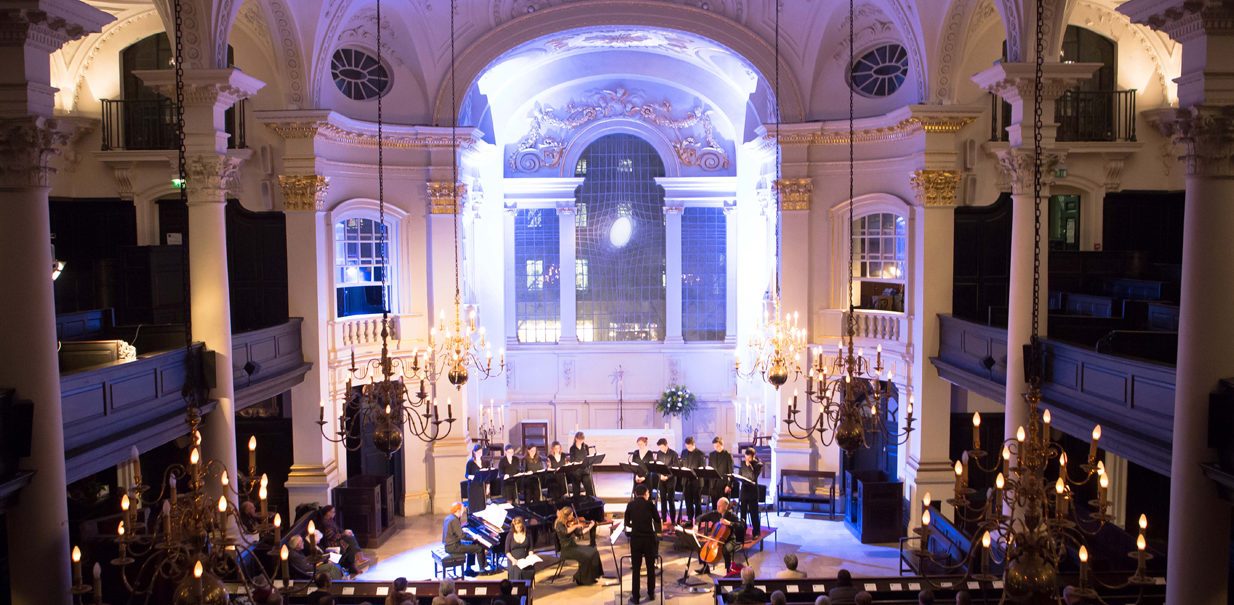 Sound of St Martin's concerts