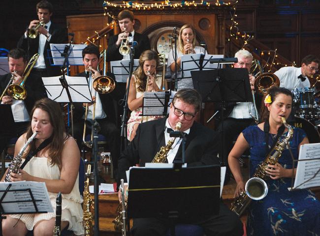 The Duke Street Big Band