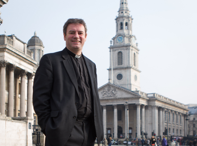 Revd Dr Sam Wells