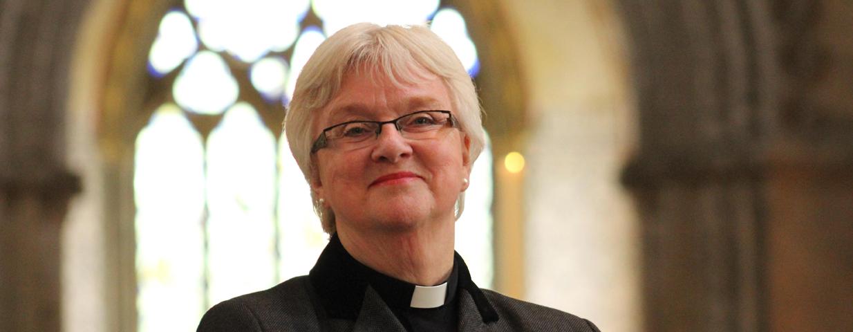 Rt Revd June Osborne