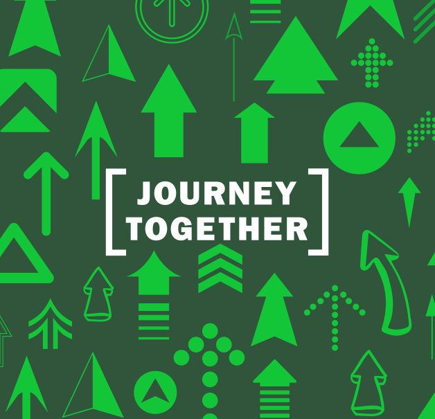 Journey together Christmas Appeal logo