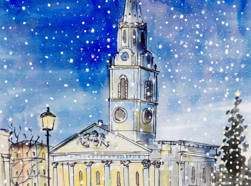Picture A Christmas.Christmas St Martin In The Fields