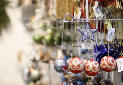 Christmas decorations - baubles