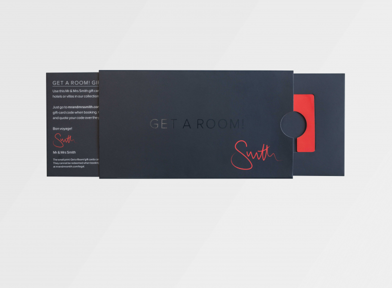 Smith Get a Room! gift card
