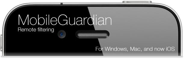MobileGuardian - now for iOS