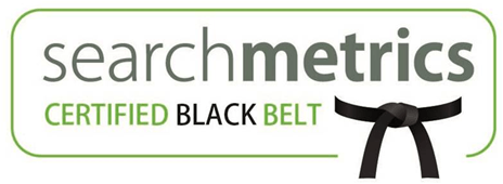 Searchmetrics Certification black belt
