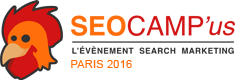SEO Camp'us Paris 2016