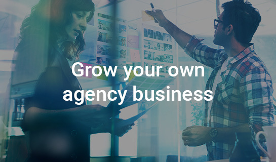 Grow your own agency business