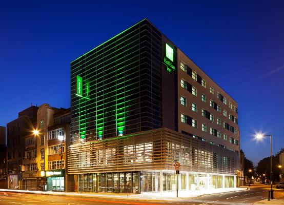 Searchmetrics Summit in London: Hotel Holiday Inn