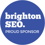brighton SEO Sponsor Badge