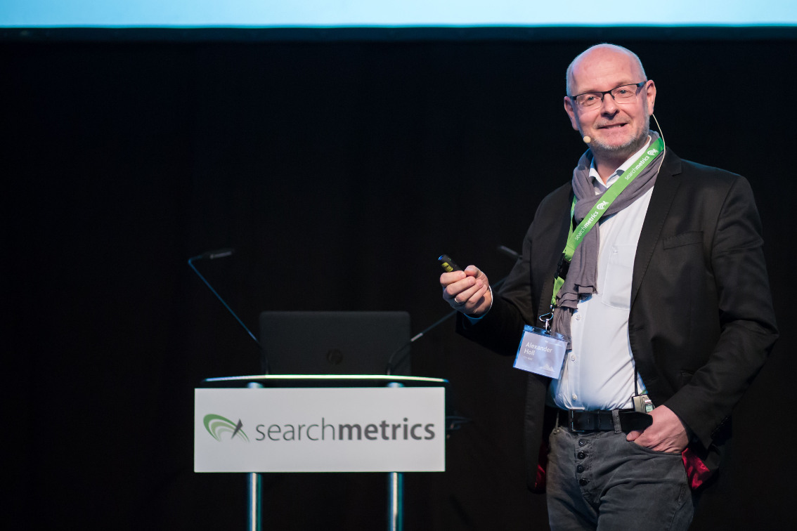 Searchmetrics Summit 2016 Muenchen - Alexander Holl