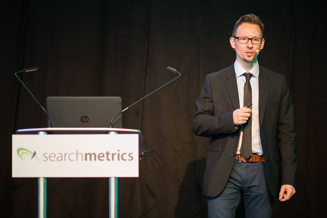 Searchmetrics Summit 2016 Muenchen - Marcus Tober