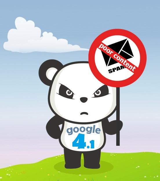 Searchmetrics Glossar: Google Panda Update