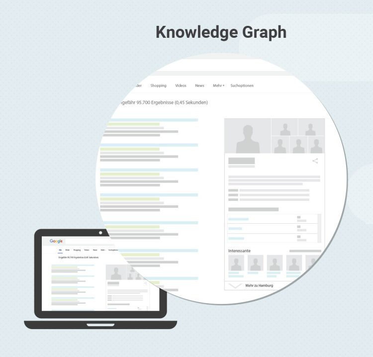 Searchmetrics Glossar: Knowledge Graph