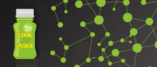 Searchmetrics Glossar: Linkjuice