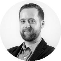Our moderator of the Digital Summit: Malte Landwehr