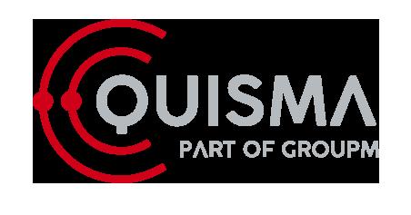Quisma Logo, GROUPM