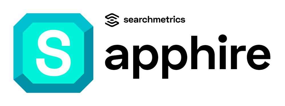 Searchmetrics Sapphire Partner Logo
