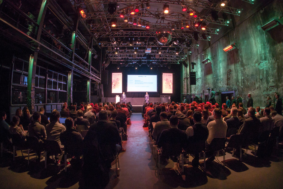 Searchmetrics Summit Berlin 2017: Kesselhaus