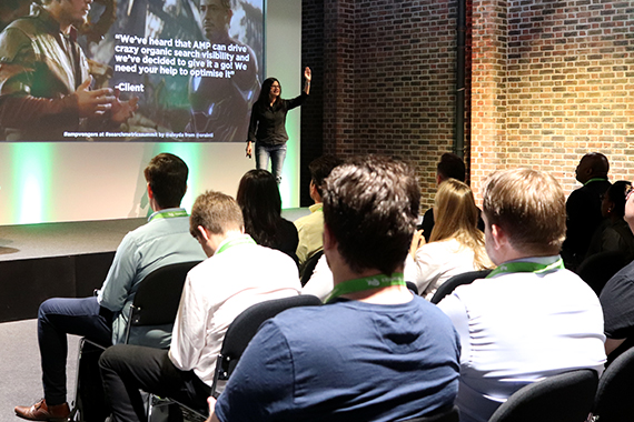 Searchmetrics Summit 2018: Präsentation Aleyda Solis