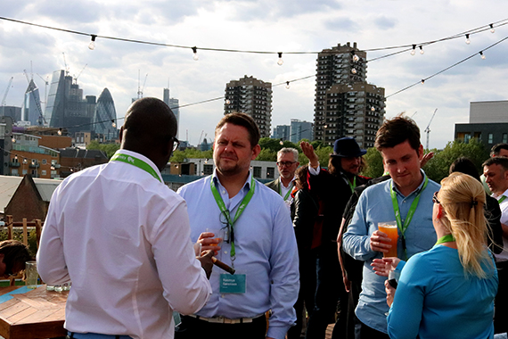 Searchmetrics Summit 2018: Networking Event