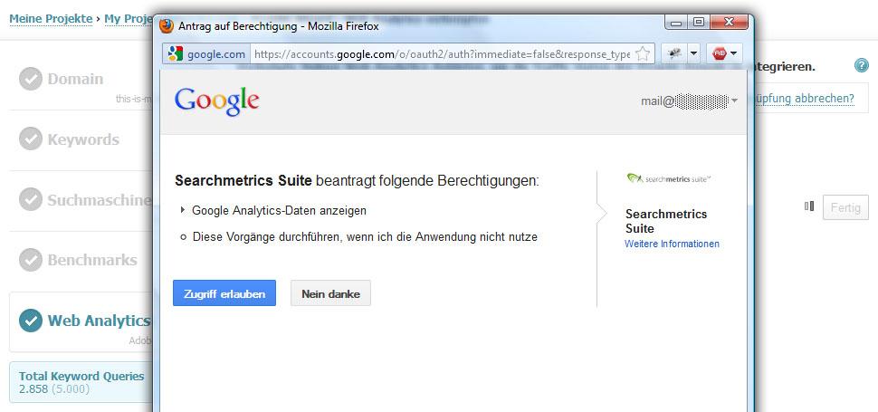 Searchmetrics Suite Release 31-10-12 DE