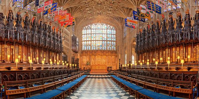 Windsor castle royal wedding
