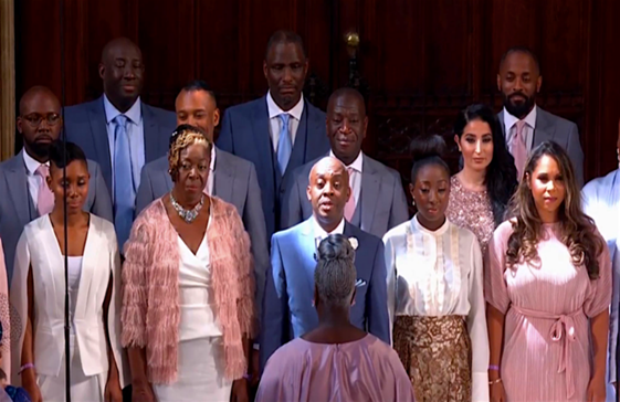 royal wedding choir