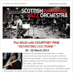 SNJO newsletter