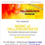 SNJO newsletter Yellowjackets