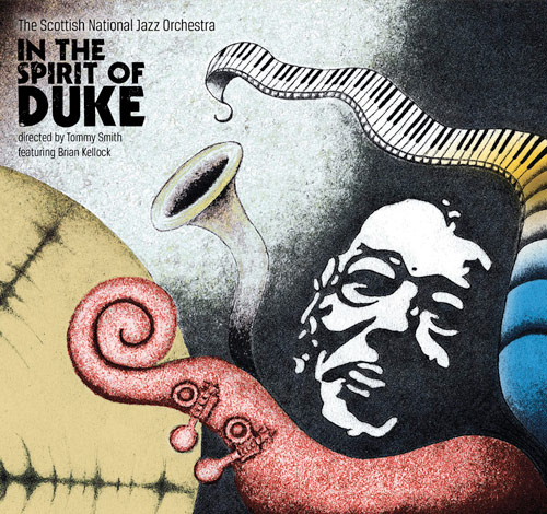 SNJO album - In The Spirit Of Duke