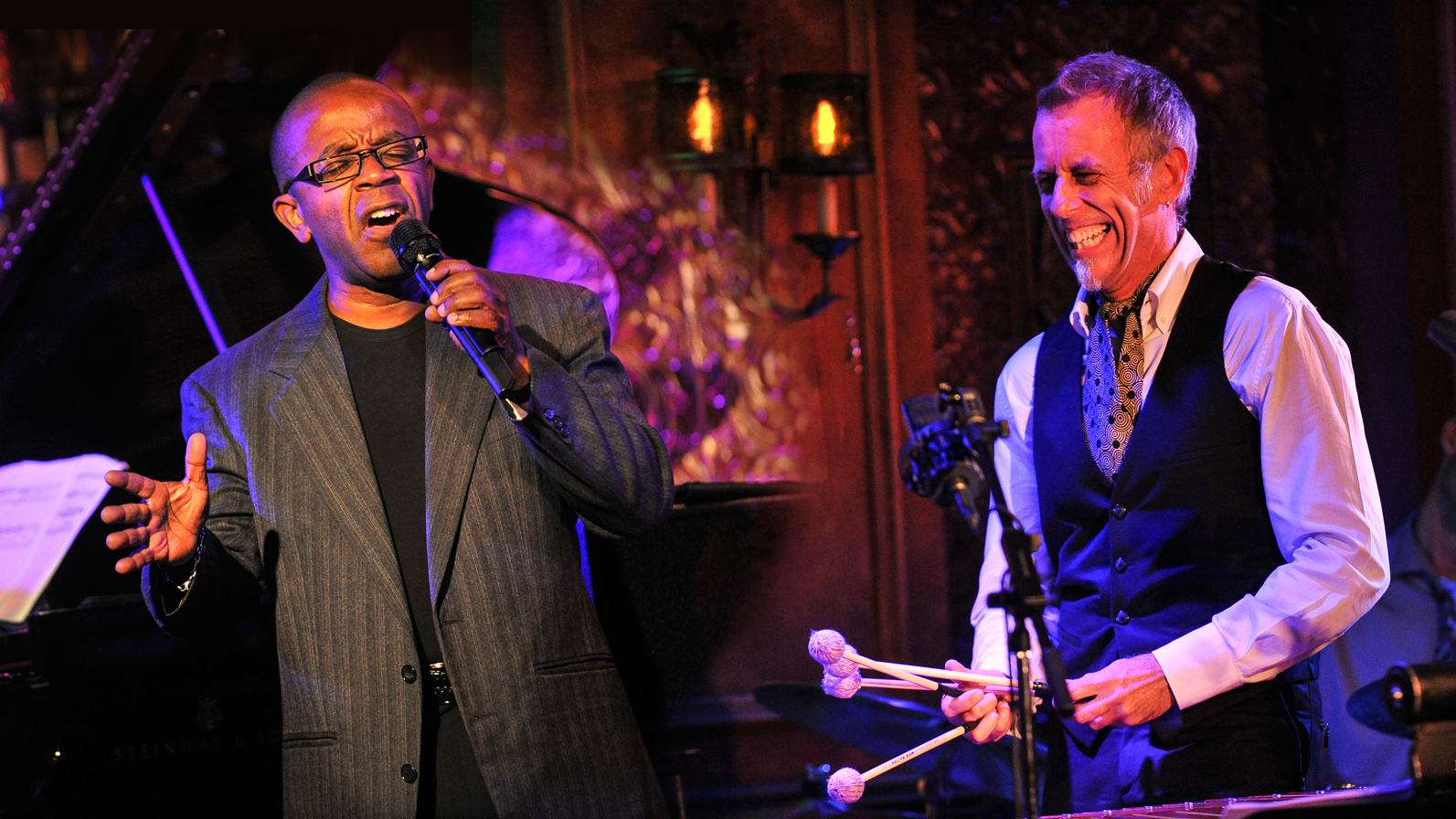 Kenny Washington, Joe Locke