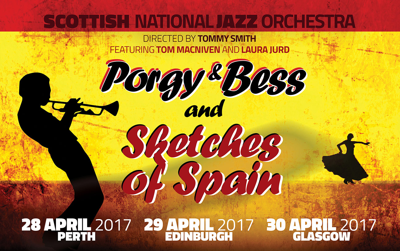 SNJO Porgy & Bess, Sketches of Spain