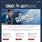 email - The Glenn Miller Sound with the SNJO