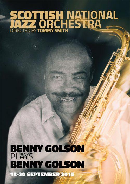 Benny Golson plays Benny Golson