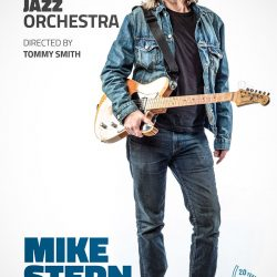 Mike Stern meets the SNJO