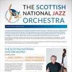 SNJO Newsletter August 2016