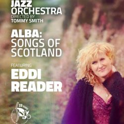 SNJO programme Alba Songs Of Scotland with Eddi Reader