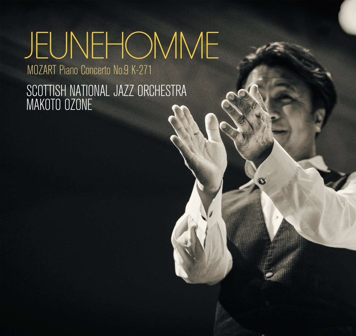 Makoto Ozone with the SNJO - Jeunnehomme