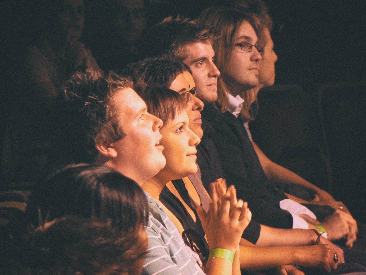 audience (photo by Nadja von Massow)