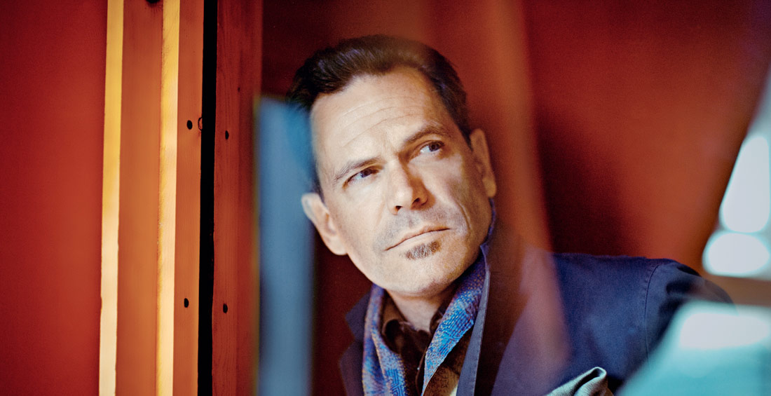 Kurt Elling with the SNJO