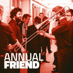 SNJO product Annual Friend