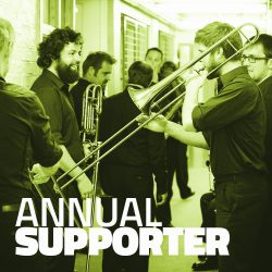 SNJO product Annual Supporter