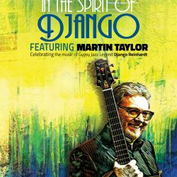programme Django Reinhardt feat. Martin Taylor