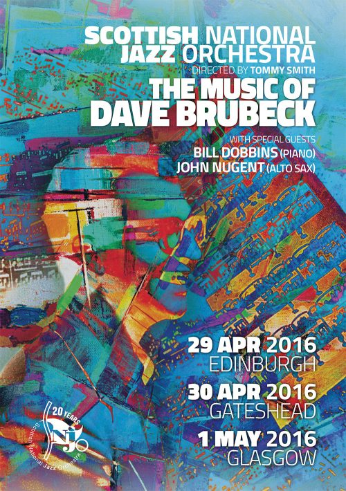 The Music of Dave Brubeck - concert programme